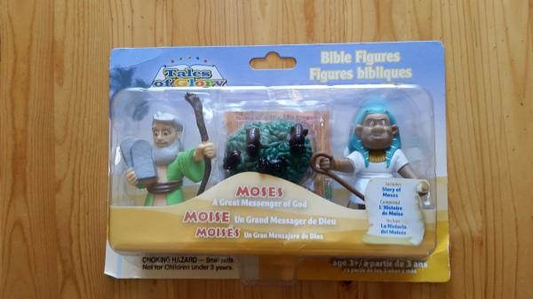 Moses-Pharaoh