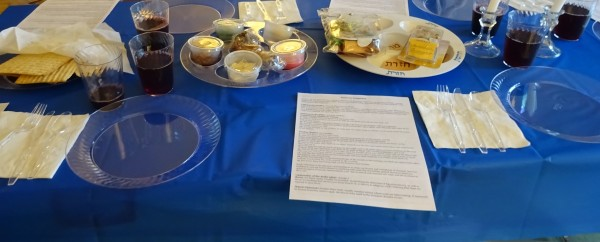 Passover Seder - Chaiway.org