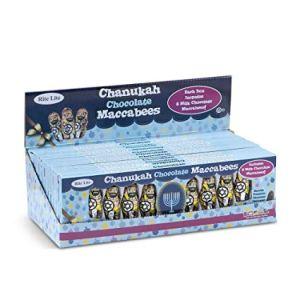 chocolate maccabees