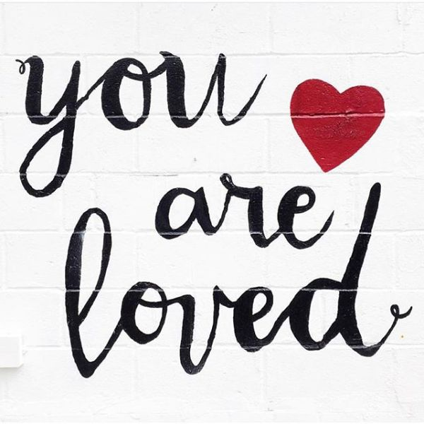 You are loved - Chaiway.org